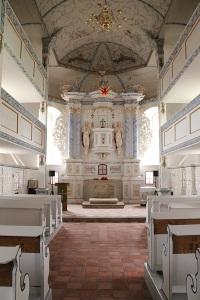 2014 Kirche Salomonsborn innen