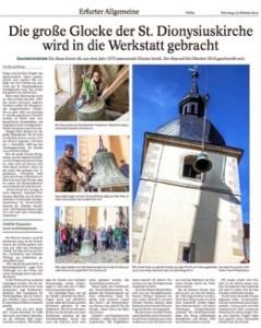 Erfurter Allgemeine, 13.10.2015, Seite 16