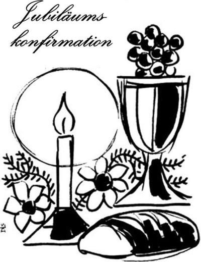 goldene konfirmation 2015 - kirchspiel marbach-salomonsborn, Einladung