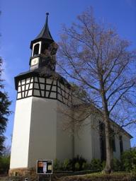 St. Gotthardt-Kirche Erfurt-Marbach