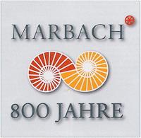 800 Jahre Marbach