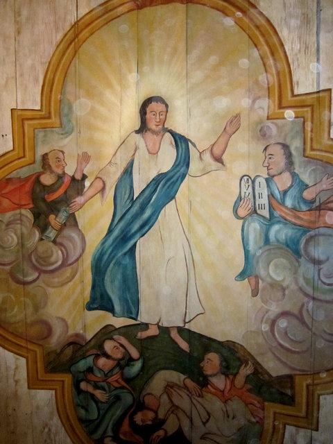 Verklaerung Jesu Salomonsborn